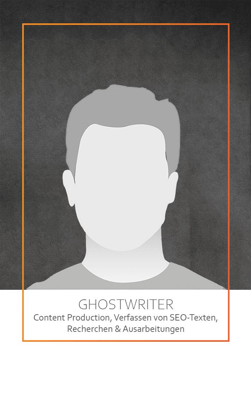 Ghostwriter Mitarbeiter